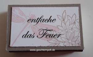 Stampin up Wedding, Awesomely Artistic, Hochzeit, Wunderkerzen, Streichhölzer
