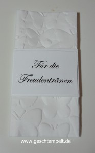 Stampin up, Wedding ,Hochzeit, Freudentränen, Schmetterlingsschwarm