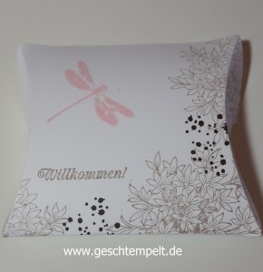 Stampin up, Wedding, Hochzeit, Awesomely Artistic, Goodie, Gästegruß
