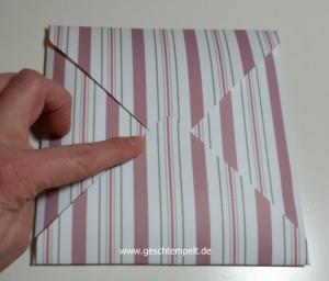 Stampin up, envelope punch board, Stanz- und Falzbrett für Umschläge, Willkommen Weihnacht, Frühlingsreigen, Fröhliche Feiertage