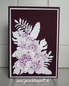 Stampin up, Pflanzen Potpourri, Botanical Blooms