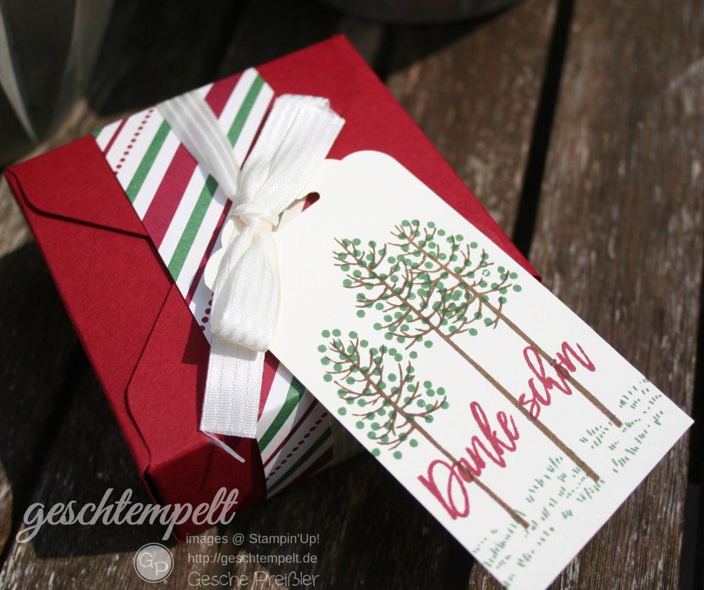 Stampin up. Wald der Worte, thoughtful branches, Weihnachten, Christmas