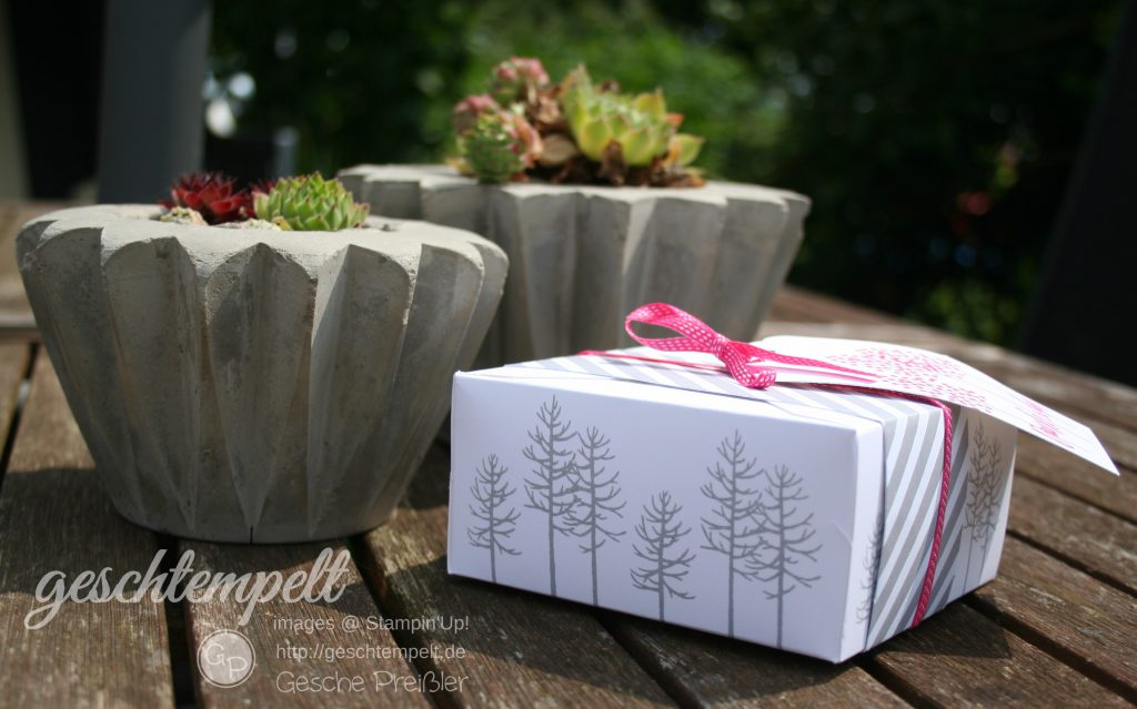 Stampin up. Wald der Worte, thoughtful branches